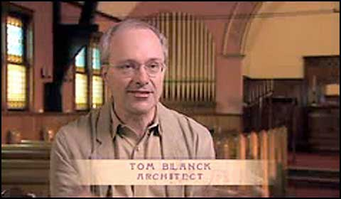 Tom Blanck, St. Paul architect