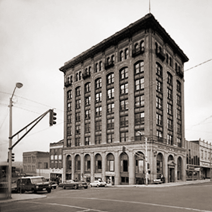 Butte, Montana Bank Building - Cass Gilbert                   Society