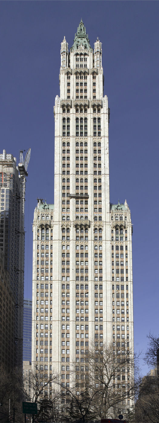 Woolworth Building, Woolworth Building, 2007, Carol Highsmith