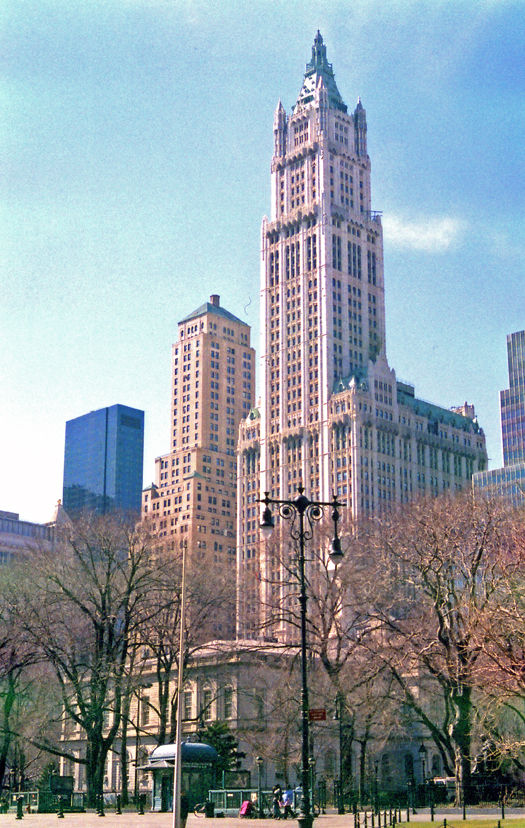 Woolworth Building, Woolworth Building, Marjorie Pearson