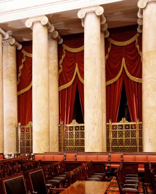 United States Supreme Court, U.S. Supreme Court interior, Carol Highsmith