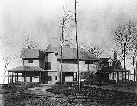 Cass Gilbert Society - Cass Gilbert - the Architect - Works - J.B. ...