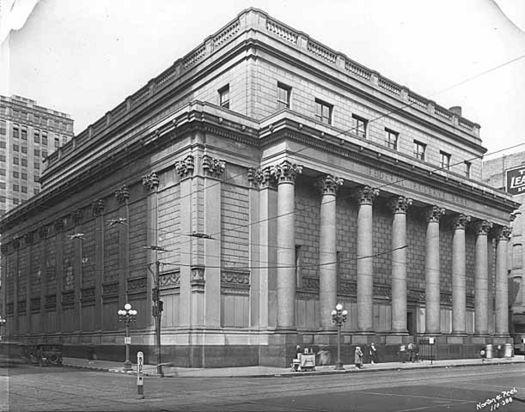 Cass Gilbert Society - Cass Gilbert - the Architect - Works