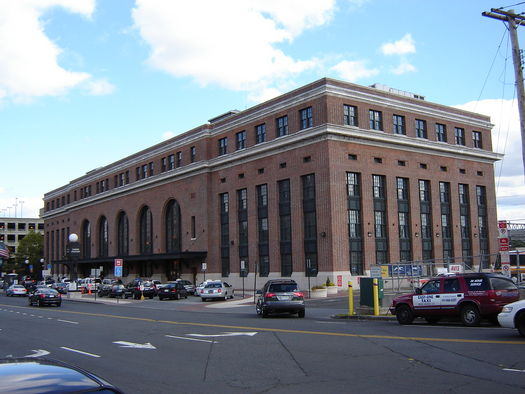 New Haven Railroad Station, New Haven, CT
