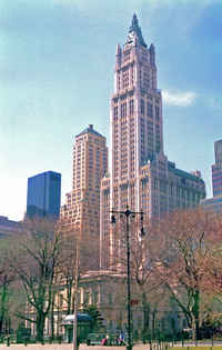 Woolworth Building, New York, NY